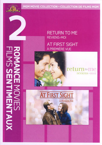 Return to Me / At First Sight (MGM) (Bilingual) DVD Movie