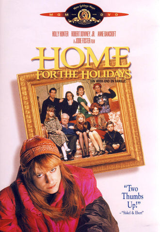 Home For The Holidays (Bilingual) DVD Movie
