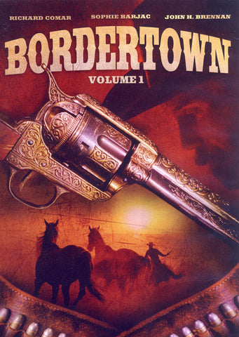 Bordertown Volume 1 (11 Episodes) DVD Movie