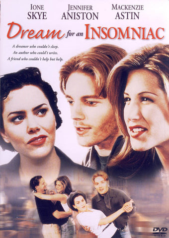 Dream For An Insomniac (White Cover) DVD Movie