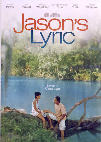 Jason s Lyric (White Spine) DVD Movie