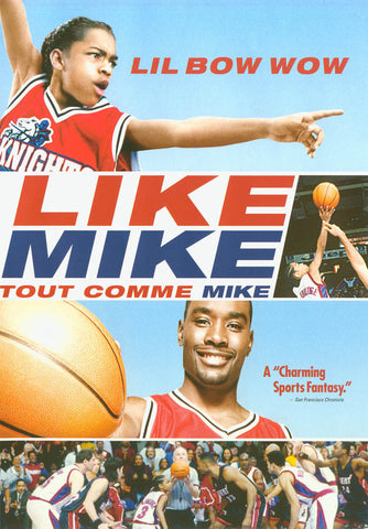 Like Mike (Bilingual) DVD Movie