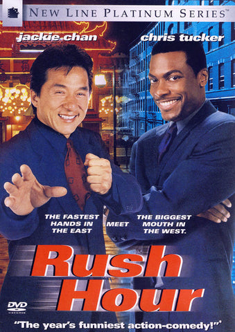 Rush Hour (New Line Platinum Series) DVD Movie