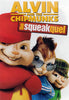 Alvin And The Chipmunks - The Squeakquel DVD Movie