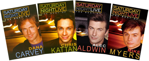 Saturday Night Live Collection 4 (4 Pack) (Boxset) DVD Movie