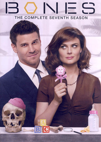 Bones - The Complete Seventh Season (Boxset) DVD Movie