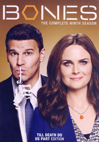 Bones - The Complete Ninth Season (Boxset) DVD Movie