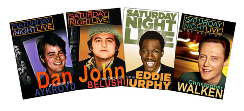 Saturday Night Live Collection 5 (4 Pack) (Boxset) DVD Movie