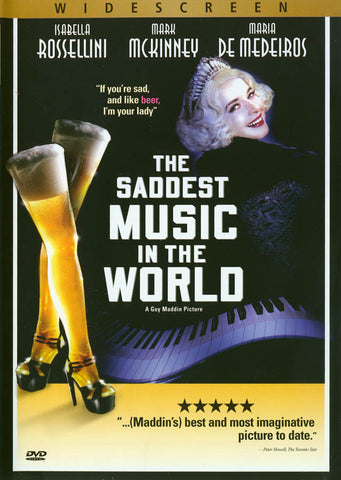 The Saddest Music in the World (Widescreen) DVD Movie