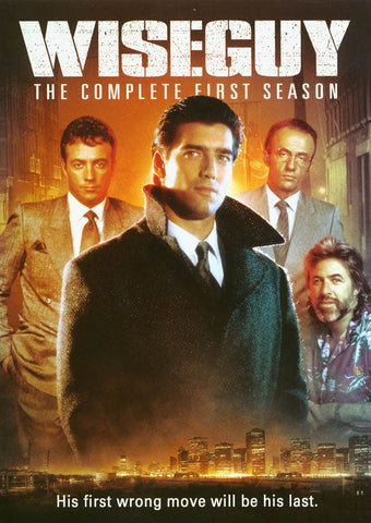 Wiseguy - The Complete First Season (1st) DVD Movie