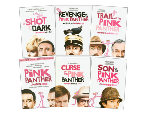The Pink Panther - Blake Edwards Collection (Bundle 6 Pack) (Boxset) DVD Movie