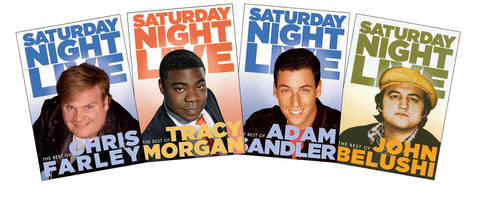 Saturday Night Live Collection 3 (4 Pack) (Boxset) DVD Movie