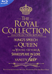 The Royal Collection (Bilingual) (Blu-ray) (Boxset)