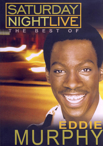 Saturday Night Live: The Best of Eddie Murphy (Black Cover) DVD Movie