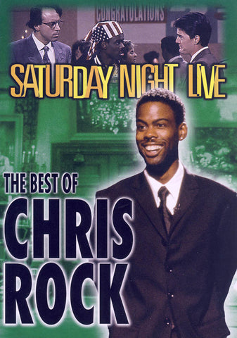 Saturday Night Live - The Best of Chris Rock (Maple) DVD Movie