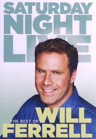 Saturday Night Live - The Best of Will Ferrell (Maple) DVD Movie
