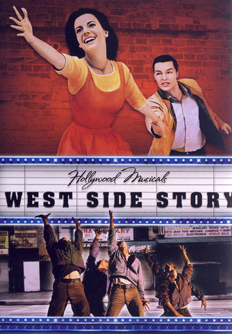 West Side Story (Hollywood Musicals) DVD Movie