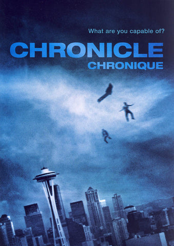 Chronicle (Bilingual) DVD Movie