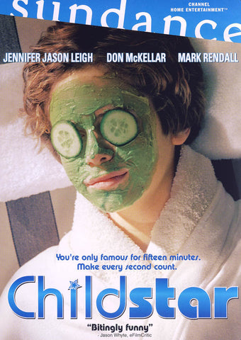 Childstar (Blue Cover) DVD Movie
