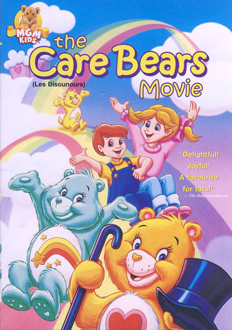 The Care Bears Movie (Bilingual) (MGM Kids) DVD Movie