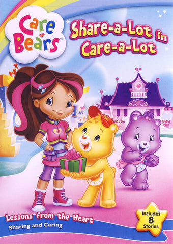 Care Bears - Share-a-Lot in Care-a-Lot (Maple) DVD Movie