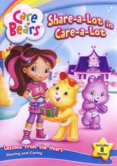 Care Bears - Share-a-Lot in Care-a-Lot (Maple)