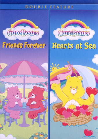 Care Bears - Friends Forever / Hearts At Sea (Double Feature) (Maple) DVD Movie