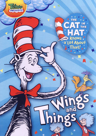 Cat in the Hat Knows a Lot About That - Wings And Things (CA Version) DVD Movie