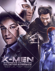 X-men - Experience Collection (Blu-ray) (Boxset) (Bilingual)