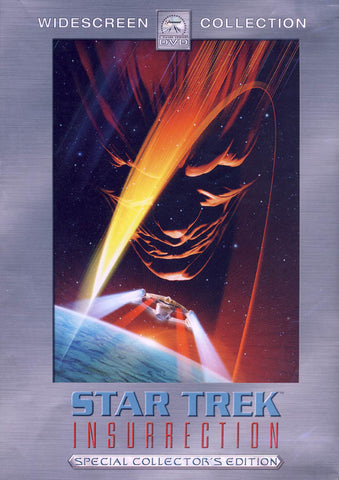 Star Trek - Insurrection (Special Collector's Edition) (Boxset) DVD Movie