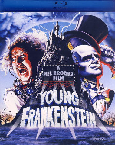 Young Frankenstein (Blu-ray) BLU-RAY Movie