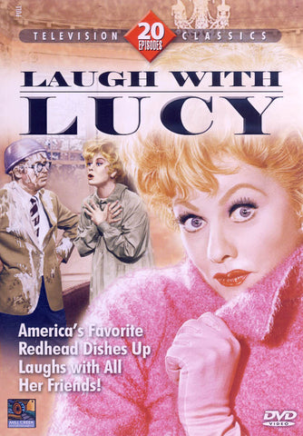 Laugh With Lucy (Boxset) DVD Movie