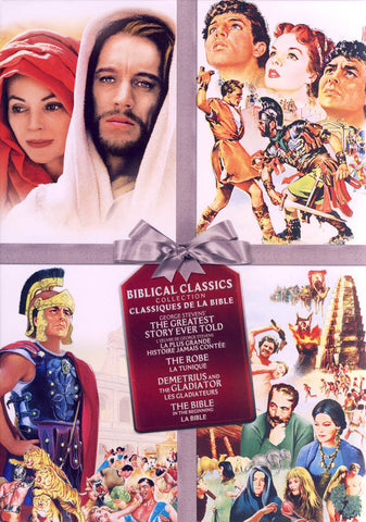 Biblical Classics Collection (Boxset) (Bilingual) DVD Movie