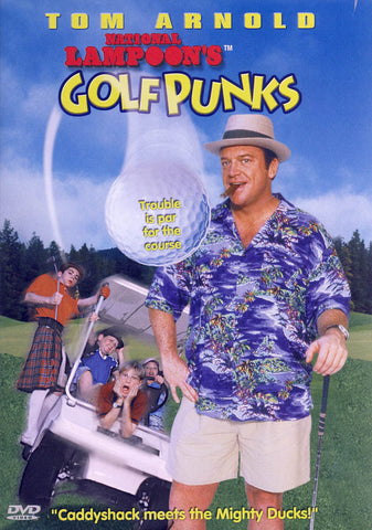 National Lampoon s Golf Punks (LG) DVD Movie