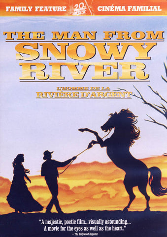 The Man from Snowy River (Bilingual) DVD Movie