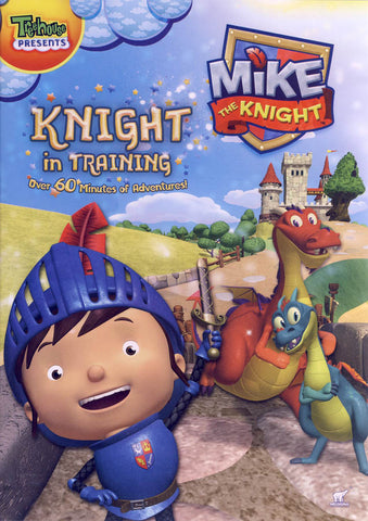 Mike the Knight - Knight in Training (Bilingual) DVD Movie