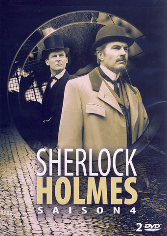 Sherlock Holmes - Saison 4 (French) DVD Movie
