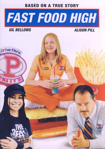 Fast Food High DVD Movie