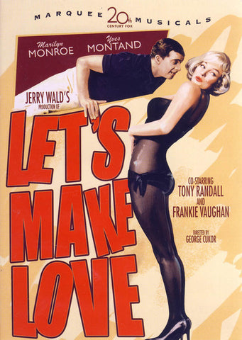 Let s Make Love (Marilyn Monroe) DVD Movie