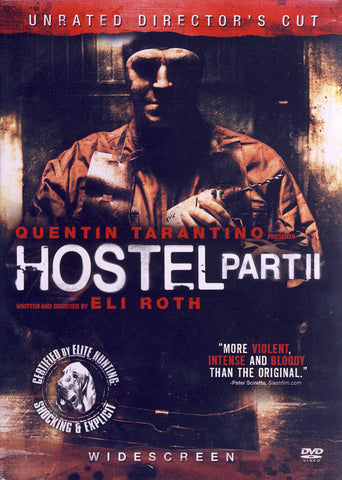 Hostel - part 2 (Unrated Director s Cut) DVD Movie