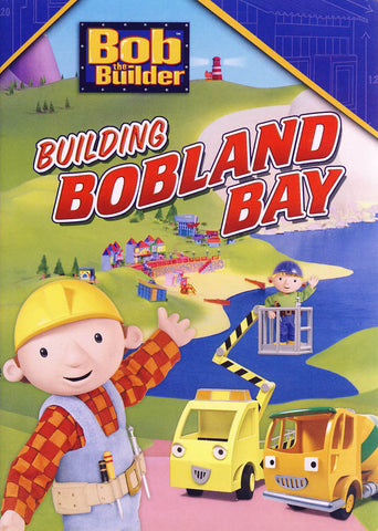 Bob the Builder - Building Bobland Bay (HIT) DVD Movie