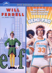 Elf / Semi-Pro (Double Feature) (Bilingual)