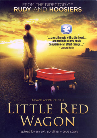 LITTLE RED WAGON DVD Movie