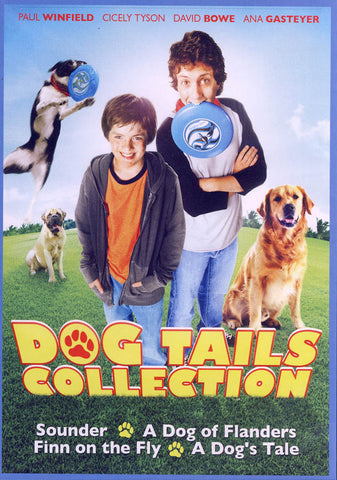 Dog Tails Collection DVD Movie