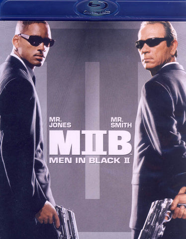 Men in Black 2 (+ UltraViolet Digital Copy) (Blu-ray) BLU-RAY Movie