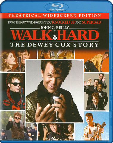 Walk Hard: The Dewey Cox Story (Theatrical) (Blu-ray) BLU-RAY Movie