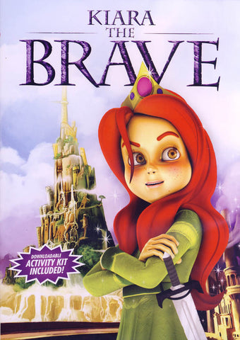 Kiara the Brave DVD Movie