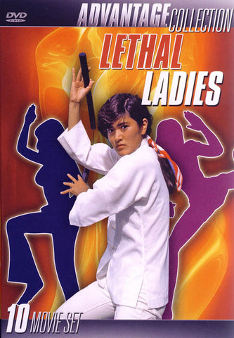 Lethal Ladies (Advantage Collection) (Boxset) DVD Movie