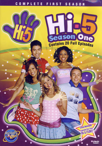Hi-5: Season 1 (Three-Disc Widescreen Edition) (Boxset) DVD Movie