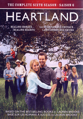 Heartland - The Complete Sixth Season (6th) (Boxset) (Bilingual) DVD Movie
